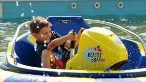 Visit Bayville Adventure Park and enjoy a pirate-themed