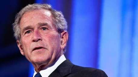 President George W. Bush came in 39th of