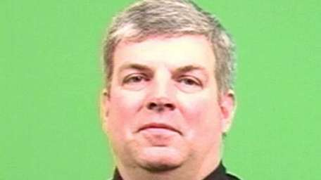 New York City Police Det. Michael Keenan was
