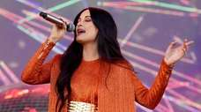 INDIO, CA - APRIL 12: Kacey Musgraves performs
