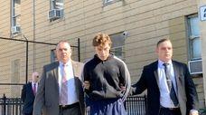 Tyler Flach, 18, of Lido Beach, pleaded not