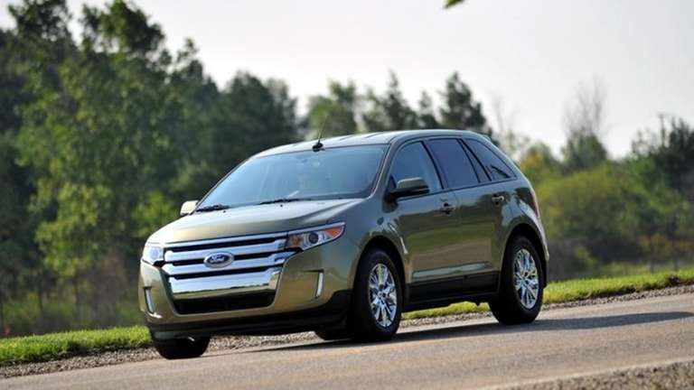 Ford Edge Gas Mileage >> 2012 Ford Edge Adds Ecoboost Option For Excellent Gas