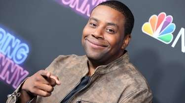 "Kenan Thompson attends the premiere of NBC's ""Bring"