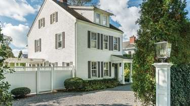This Southampton home is listed for $3.495 million.