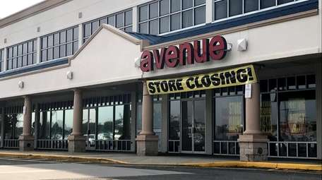 The Farmingdale location of Avenue, the national chain