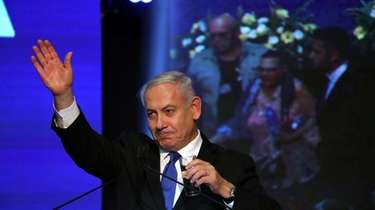 Benjamin Netanyahu, Israeli Prime Minister and Chairman of