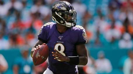 Lamar Jackson and Ravens took the Chiefs to