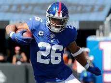 Saquon Barkley could be in line for a