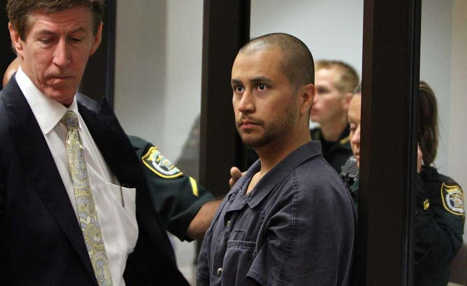 George Zimmerman appears for a bond hearing with