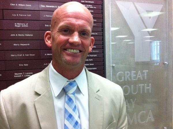 Bob Pettersen, 45, of Bay Shore, is the