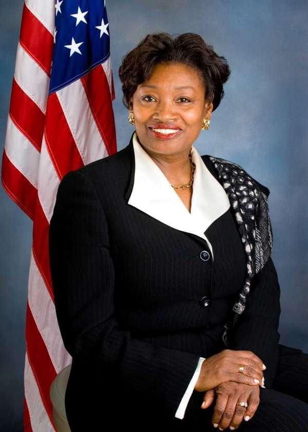Andrea Stewart-Cousins, 35th Senatorial District
