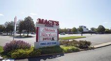 Macy's, at 2 Veterans Memorial Hwy. in Commack,