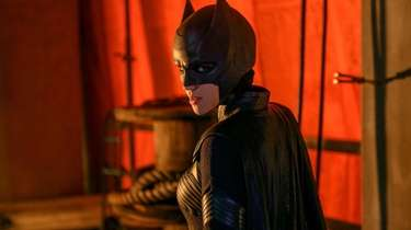 Ruby Rose as Kate Kane/Batwoman  in The