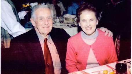 Peg and Bill Marion as seen in a
