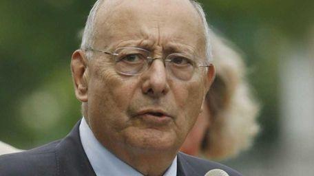 Senator Alfonse D'Amato. (May 24, 2011)