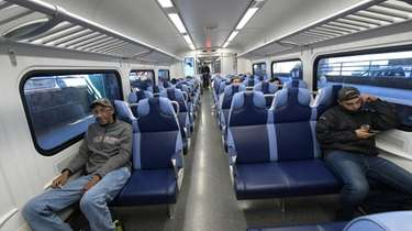 The Long Island Rail Road, in the MTA