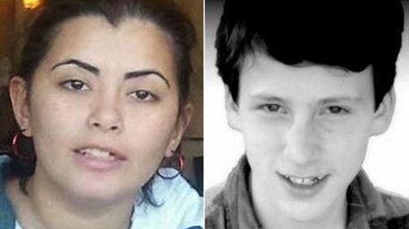 Jacqueline Salvador and Ryan Baumgartner were killed in