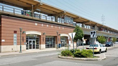 The Merrick Train Station, on the Babylon line,