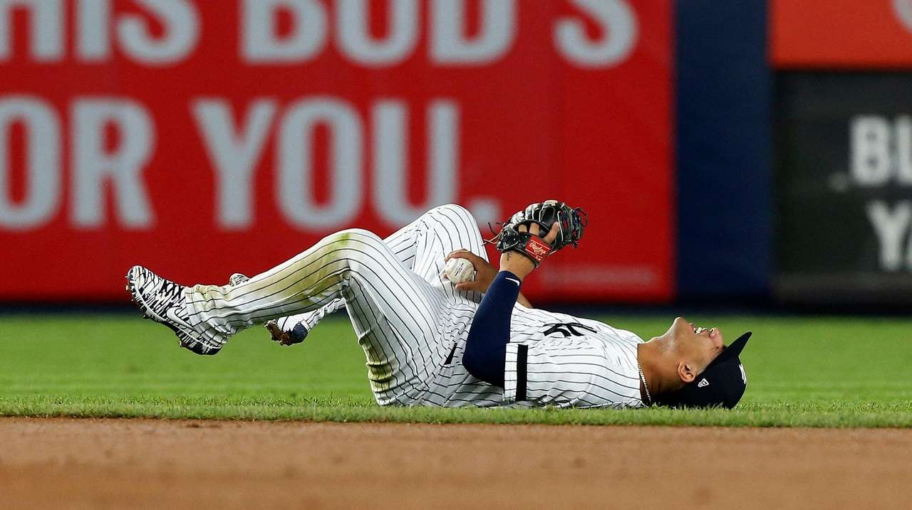 Torres apparently injured in Yankees' loss to Blue Jays