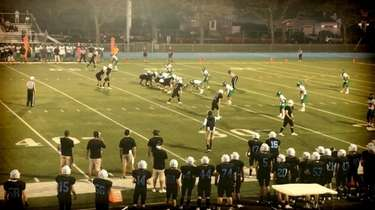 The Farmingdale senior safety played hero Friday night,