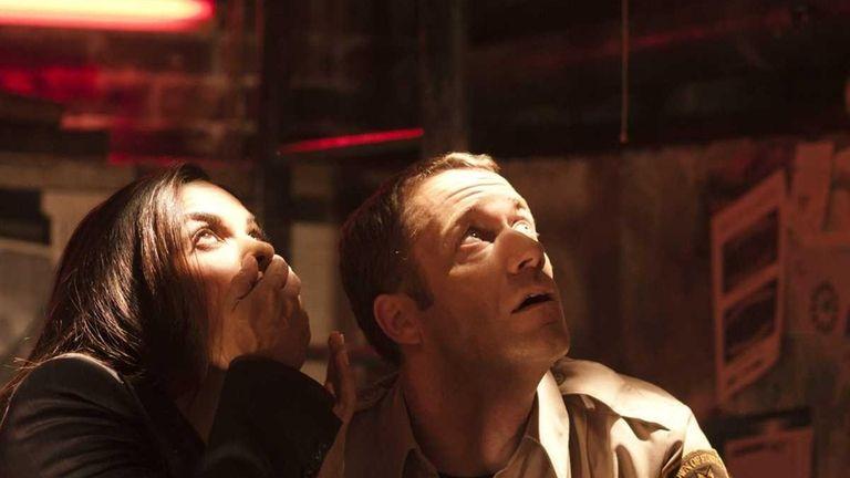 Salli Richardson-Whitfield as Allison Blake, Colin Ferguson as