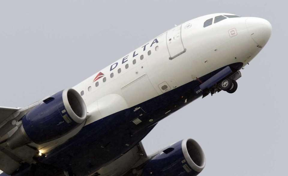 Delta Air Lines said that what appeared to