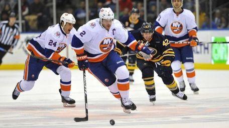 Catch a hockey game at Nassau Coliseum Head