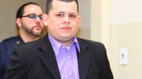 Everardo Nieto was sentenced at the Nassau County