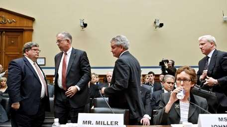 After declining to testify before a House Committee