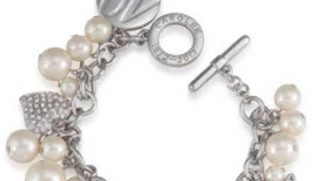 Carolee charm bracelets celebrate the jewelry firm's 40th
