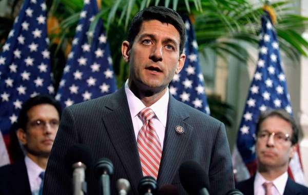 House Budget Committee Chairman Paul Ryan (R-WI) joins
