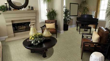 Seagrass rugs and carpets ($4.40 per square foot
