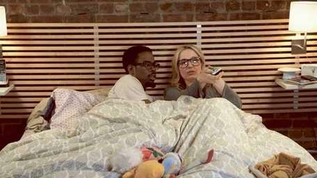 Chris Rock and Julie Delpy star in