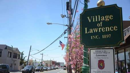 The Village of Lawrence, incorporated in 1897, is