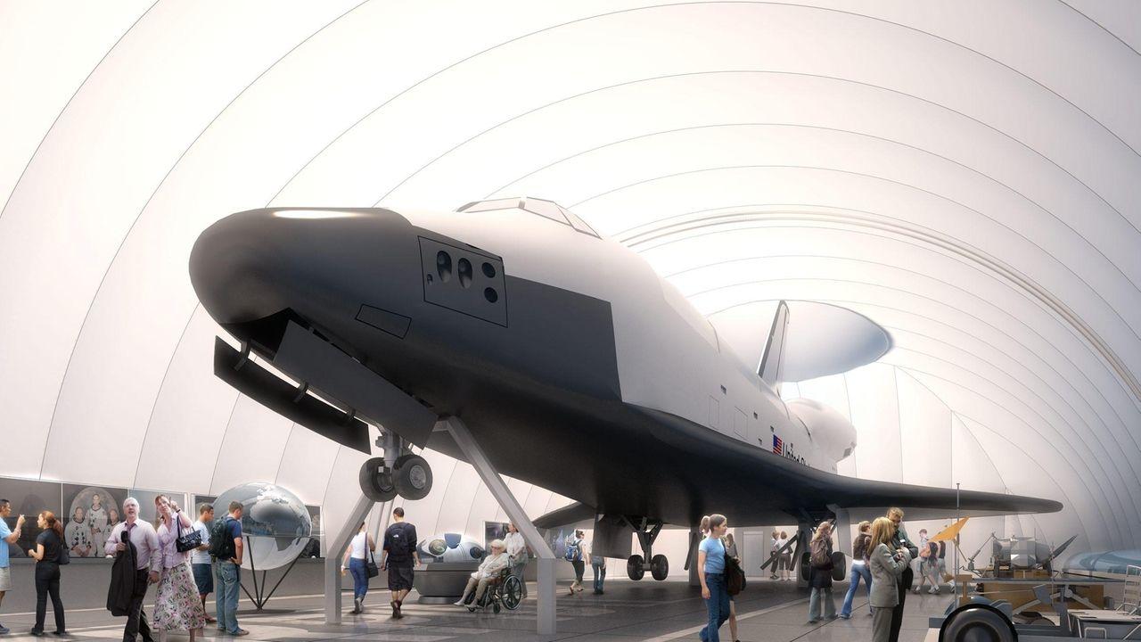 space shuttle enterprise - 1200×762