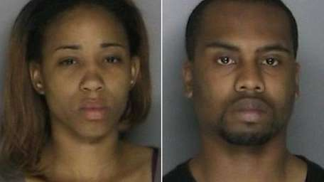 Renee Berry, 22, and Anthony Andrews, 24, both