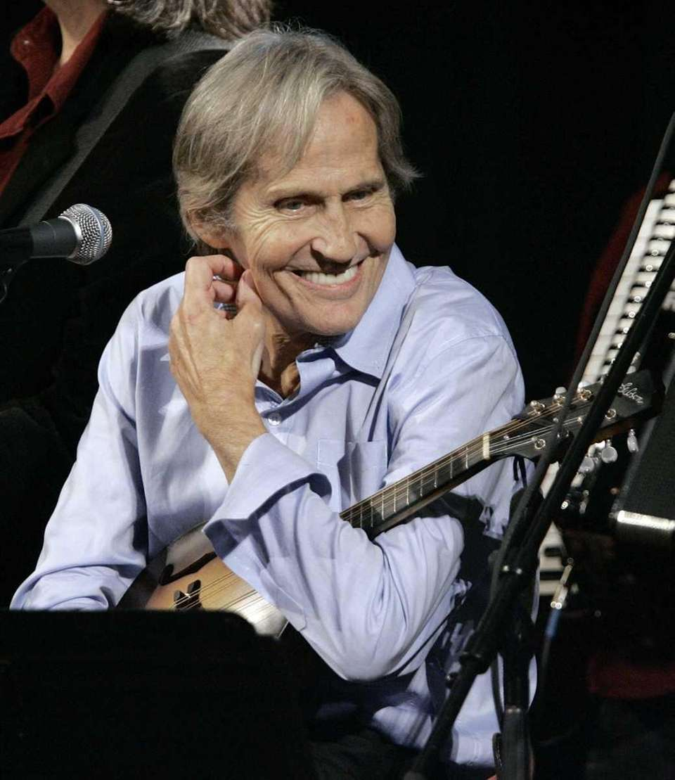 The late Levon Helm (1940-2012) was a Grammy