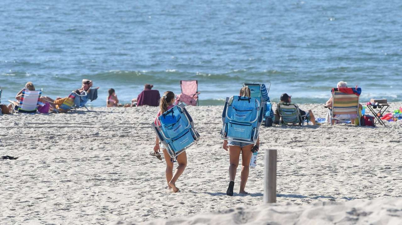 Forecast: Warm Monday gives way to cooler Tuesday