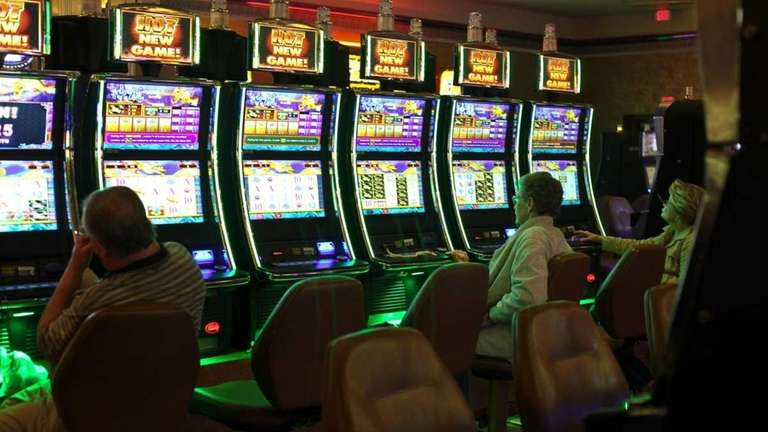 A look inside the Empire City Casino at