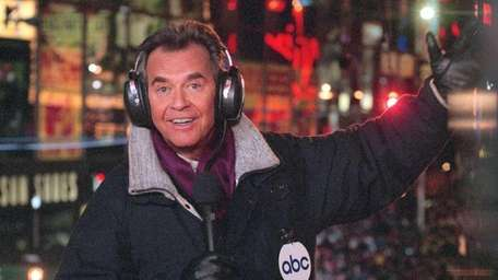 Dick Clark was so good at bringing in
