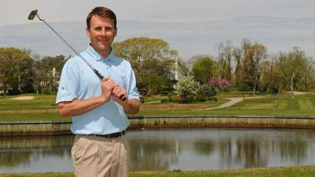 Jeff Cowell, golf pro at The Woodmere Club,