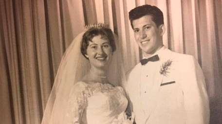 Bob and Marlene Culotta of Plainview were married