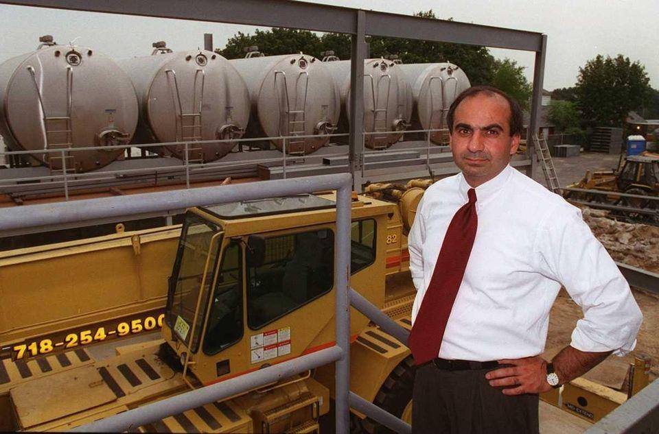 Hari P. Singh, president of Oak Tree Dairy
