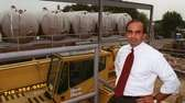 Hari P. Singh, president of Oak Tree Dairy