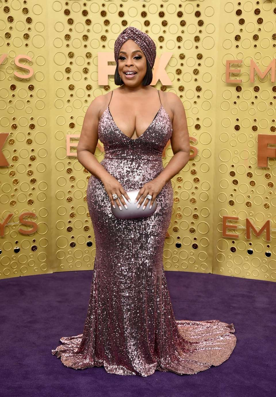 Niecy Nash arrives at the 71st Primetime Emmy