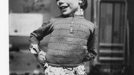 A family photo of then 6-year-old Etan Patz.