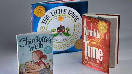 Children's classics with anniversaries this year: