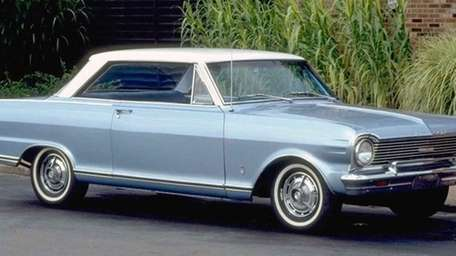 The 1966-'67 Chevy II is highly sought after