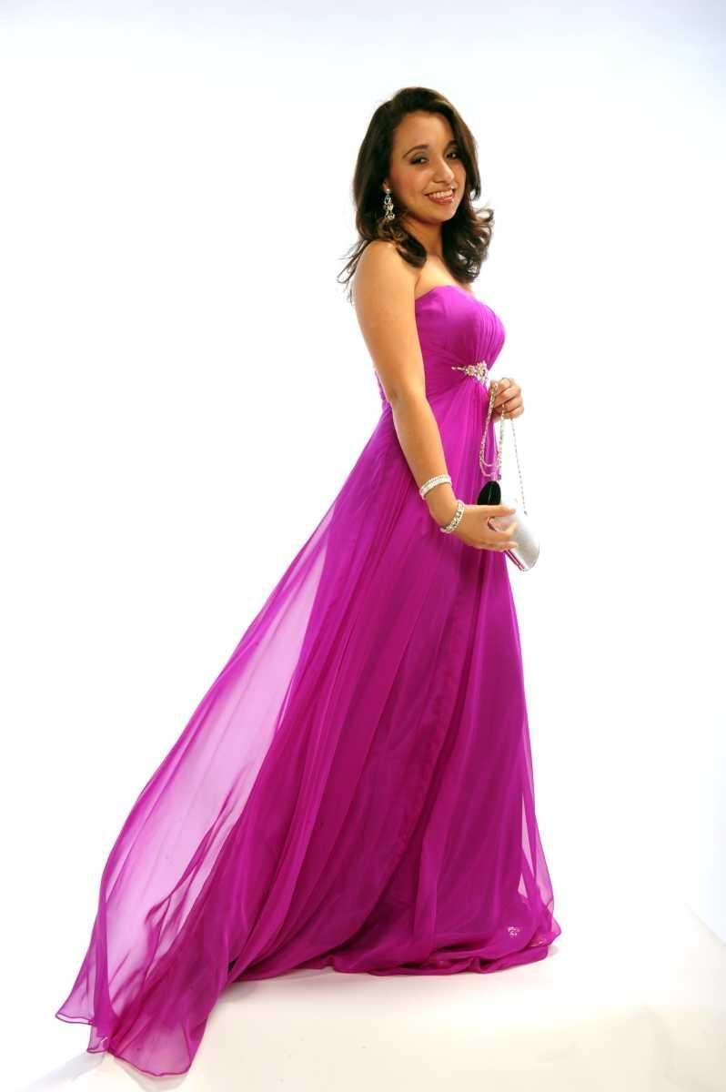 Steffany Martinez, winner of Project Prom 2011.