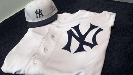 An example of the hat and jersey that